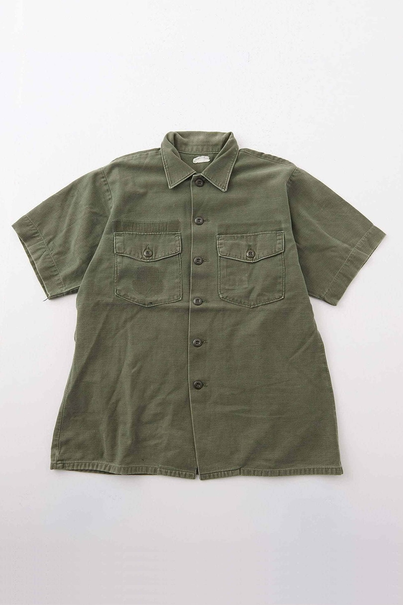 USED ARMY SHIRTS